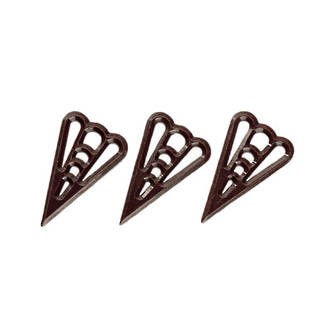 Chocolate Decorations  -Fandecor- 34x58x33mm (475)