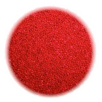 Non Pareils Sprinkles (100s & 1000s) Red (1kg bag)