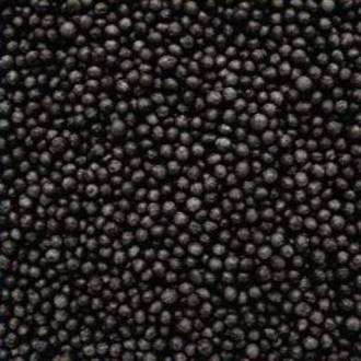 Non Pariel Sprinkles (100s & 1000s) Black (150g Jar)