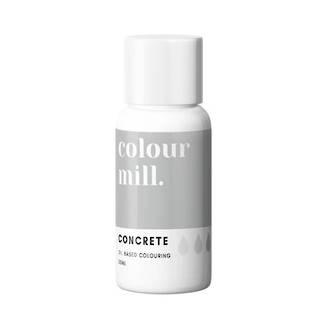Colour Mill- Oil Based Colouring Concrete (20ml)