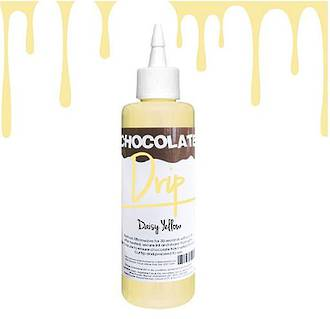 Chocolate Drip Daisy Yellow 250g