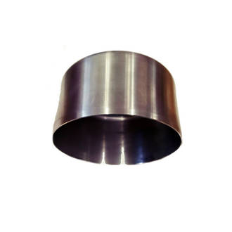 Domed Plain Cutter Small 70mm