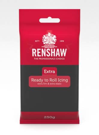 Renshaw Extra- Black Icing 250g