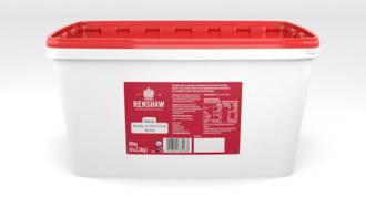 Renshaw Extra- White Icing 10kg (4x2.5kg)