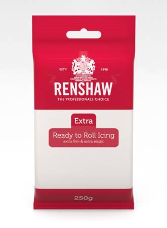 Renshaw: Extra- White Icing 250g