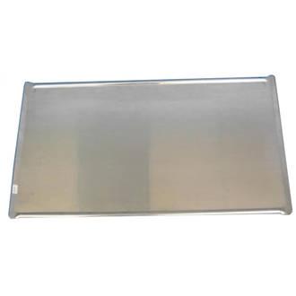 Non-Perforated Flat Aluminium Baking Tray 735x406mmx5mm