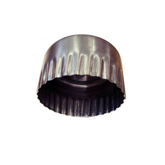 Domed Fluted Cutter Small 70mm