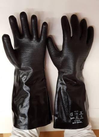 Insulated Fryers Gloves 305mm LONG
