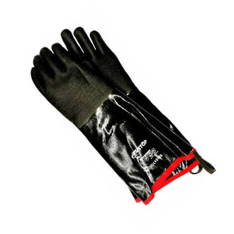 Heavy Duty Fryers Gloves 457mm Long (Pair)