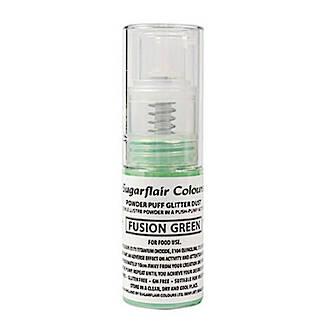 Sugarflair Edible Fusion Green Lustre  (Pump) 10gm
