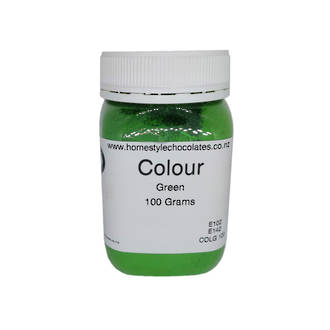 Chocolate Colouring  Green 100gm