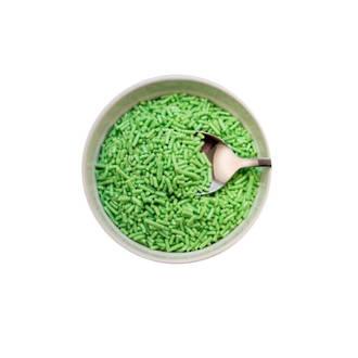 Sprinkles Green (1kg bag)