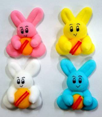 Rabbits assorted  30mm  Box of 72