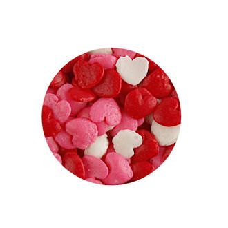 Coloured Hearts 1Kg Bag