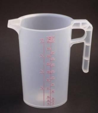 3 Litre Plastic Measuring Jug