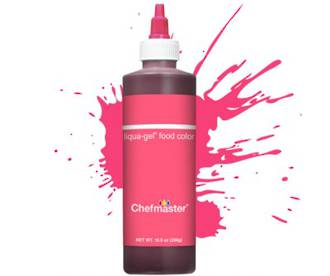 Chefmaster Liqua-Gel Colour Deep Pink
