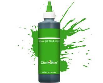 Chefmaster Liquid Colour Leaf Green 10.5oz