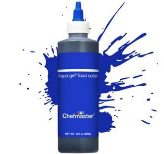 Chefmaster Liqua-Gel Colour Royal Blue