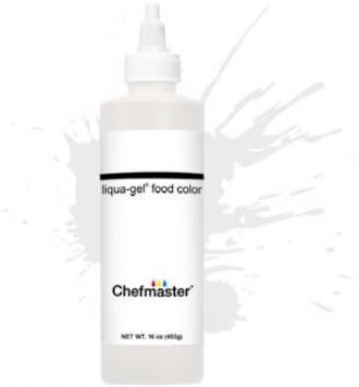 Chefmaster Liquid Whitener 16 oz, 453.5 gram
