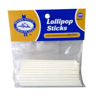 Lollipop Sticks Short 76mm - 1000 Bulk Pack