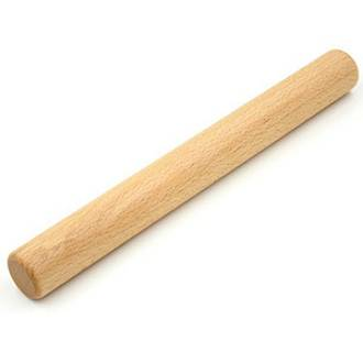 Wooden Plain Rolling Pin 55cm
