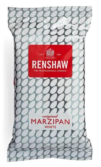 Renshaw Natural Marzipan Icing 500g