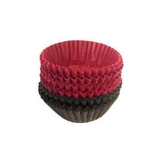 Mini Candy Cups - 40mmx26mmx14mm Mixes Colours (100)
