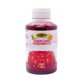 Raspberry Mirror Glaze 0.5kg Bottle