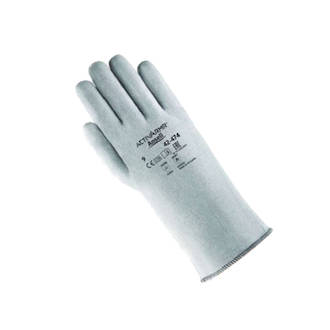 Crusader Oven Gloves, 350mm Long, Durable Glove (pair)