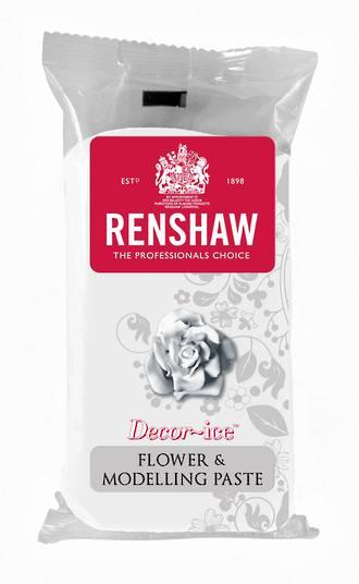Renshaw Flower & Modelling Paste White, 250g