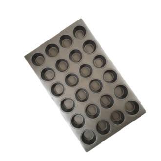 """18"""" Texas Muffin Tray - 6x4 rows Teflon (24)"""