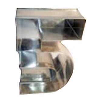 """Number Tin '5', 8"""""""