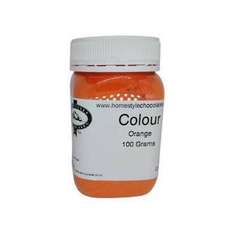 Chocolate Colouring  Orange 100gm