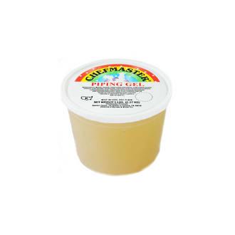 Chefmaster Clear piping gel 5lb tub