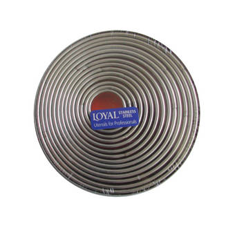 Plain Round Stainless Steel Cutter 22mm-112mm Set (14)