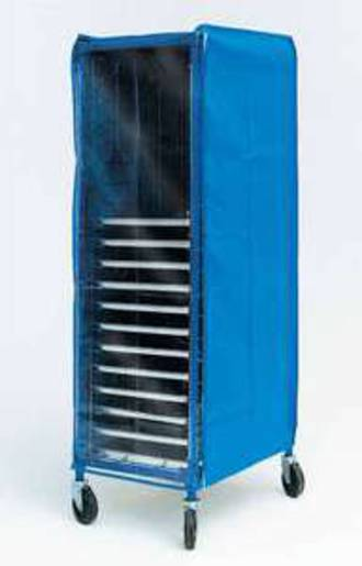 Standard Production Rack Cover (Blue)