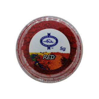 Chocolate Colouring  Red 5gm