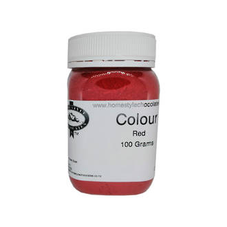 Chocolate Colouring  Red 100gm