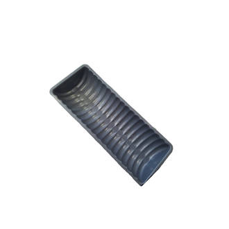 Half Round Ribbed Moulds 255x100x40MM - 37 LEFT