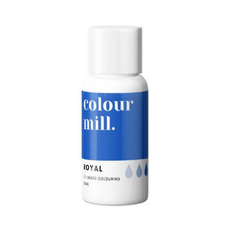 Colour Mill- Oil Based Colouring Royal Blue (20ml)