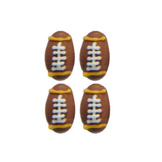 Icing Rugby Balls 17mm pkt 12