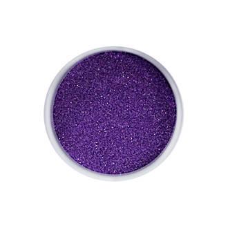Sanding Sugar Purple Sparkle (1kg bag)