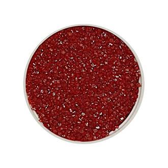 Sanding Sugar Red Sparkle (175g Jar)