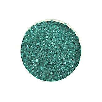Sanding Sugar Green Sparkle (1kg bag)