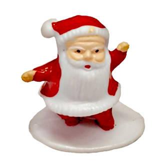 Santa on a base-small-Plastic- 35mm