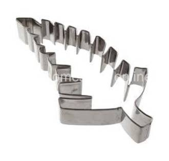 S/S Silver Fern Cookie cutter 13cm