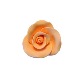 Icing Peach Roses 30mm, box of 52