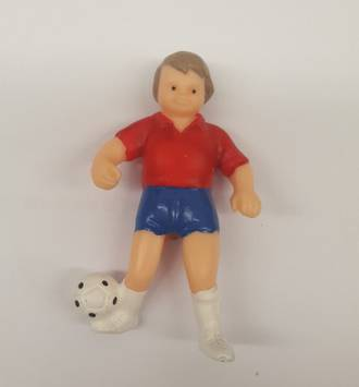 Soccer Player 60mm