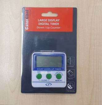Digital Timer - 1 LEFT - DELETE WHEN SOLD