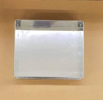 "Cake Tin Rectangle 12"" x 10"" (4"" Deep) - 1 ONLY"